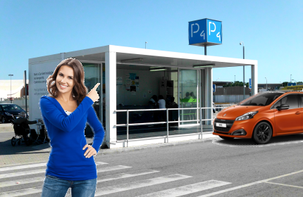 faro car hire delivery at p4 carpark faro airport
